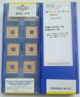 Wholesale zcc ct CNC cutting tool YBC251 SNMG
