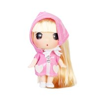 Wholesale aiqinqin cm fashion ddung doll barbie girl cute Cartoon Toys Cute Dolls Girl for Birthday Children Gifts