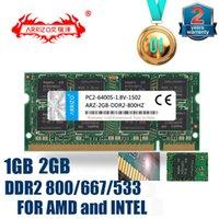 Wholesale ARRIZO DDR2 Mhz Mhz Mhz PC2 GB G GB G for Laptop RAM Memory