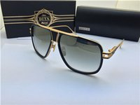 Wholesale DITA grandmaster five sunglasses TOP quality Exquisite limited edition design sunglasses summer men women style sunglasses with logo BOX