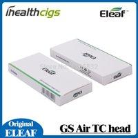 air head parts - lectronic Cigarette Parts Eletronic Cigarette Atomizer Core Original Eleaf GS Air TC coil ohm Temperature Control Coil Head GS A