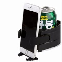 adjustable drink holder - New Arrived ABS Adjustable in Universal Car Air Vent Drink Bottle Phone Mount Holder Bracket For iPhone s For Samsung HTC
