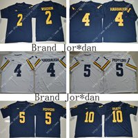 Wholesale NWT Michigan Tom Brady Wolverines Desmond Howard Jumpman Jabrill Peppers Charles Woodson Jim Harbaugh Football Stitched Jerseys