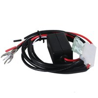 automatic drl - 12V Car Led Daytime Running Light Relay Harness DRL Control ON OFF Automatic