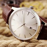 automatic men s watch wristwatch - Top Noble luxury simple wristwatch leather automatic mechanical high quality men s watches business fashion brand sports watch