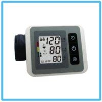 Wholesale rm blood pressure monitor tonometer pulsometro digital upper portable health monitors meters care sphygmomanometer cuff monitor audio mon
