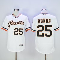barry bonds giants - San Francisco Giants Jersey Mens Barry Bonds White Pullover Cooperstown Collection Baseball Jersey Embroidery Logo Can Mix Order