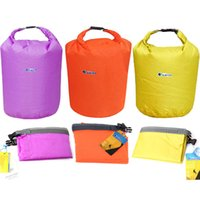 Wholesale New Portable L Waterproof Bag Storage Dry Bag for Canoe Kayak Rafting Sports Outdoor Camping Travel Kit Equipment