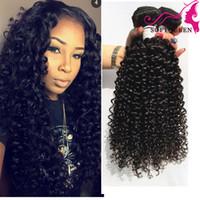 kinky curly - Clearance Price Brazilian Curly Virgin Hair Weave Bundles a Kinky Curly Virgin Hair Unprocessed Virgin Brazillian curl Hair