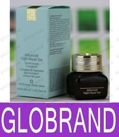 Wholesale High quality famous brand ml Advanced Anti Aging night repair eye cream NEW G0L158