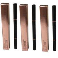 Wholesale HOT New ABH Brow Definer Makeup Skinny Brow Pencil Crayon A Sourcils Fin MEDIUM BROWN Soft Brown DARK BROWN Ebony DHL