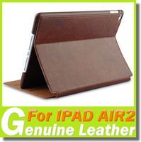 Cheap ipad air 2 flip case Best ipad air2 genuine leather case