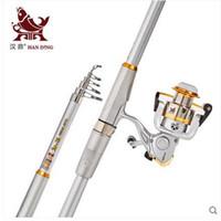 Wholesale Cheap sea rod suit throwing pole long shot fishing rods fishing rod sea rod throw pole fishing rod sea fishing gear superhard