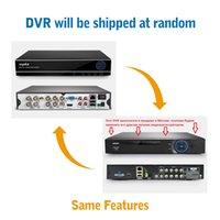 Wholesale SANNCE CH CCTV DVR System HDMI P output HD TVL Night Vision IP Surveillance Camera Kit CCTV Security Camera No HDD