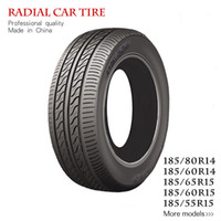 Wholesale SUV Radial TIRE Supply Car tires R14 Made in China high quality Non slip wear resistant Multiple sizes Tires