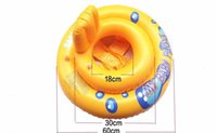 Wholesale baby sit float ring Swimming pool for children Baby swimming ring Baby water seat years old separate