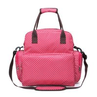 Wholesale Diaper Bags Durable Nappy Bag Mummy Mother Baby Bag nappy changing multifunctional baby bags for mom maternity mom diaper bag backpack