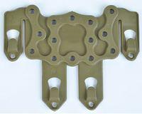 Wholesale FMA TB566 Tactical Strike Plastic CQC Platform Molle Hanger High Density Nylon Vest Accessory Attaching Holster Hanger