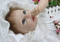 adora wedding - 22 Inches Vinyl Realistic Baby Adora Doll Reborn Soft Silicone Princess Doll Classic Toys Wedding Decoration