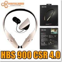 bass effects - hbs hbs900 bluetooth handfree headset for Iphone plus csr v4 quality stereo wirless earphone bass effect hifi sound neckband earplug