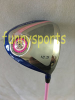 Wholesale Golf Clubs Women XXIO9 MP900 Driver With Lady Graphite shaft PC XX10 MP900 Golf Driver Come headcover