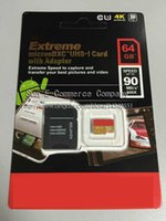 Wholesale DHL Free GB Class10 Pro PLUS Micro SD TF Card MicroSDHC UHS SD Memory Card for Samsung Galaxy HTC Mobile Phones MB S