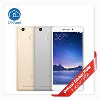 Wholesale Original Xiaomi Redmi S Prime GB RAM GB ROM Snapdragon Octa Core quot Smartphone mAh Battery Fingerprint Metal Body