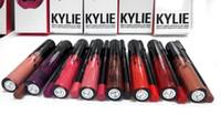Wholesale 2016 Kylie kit Lip Gloss Lipstick Boxset Lipstick Lipliner kit Kylie Jenner Matte Lipstick