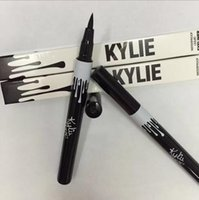 Wholesale 2016 NEW KYLIE kylie Pencil waterproof liquid eyeliner black makeup eyes long lasting eyeliner ml oz high quality DHL