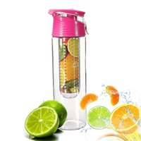 application makers - 700 ML Sports Bottle Infuser with filter for Fruit Infused Water Sports Health Lemon Juice Maker travel outdoor application