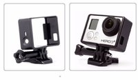 Wholesale New Standard Camera Frame Border Mount Protective Housing Cover Case for Sport Camera GoPro Go Pro Hero Accessories