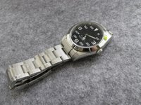 airs wristwatches - sapphire mm high quality WATCH NEWEST AUTOMATIC MEN WRISTWATCH water resistant AIR KING