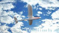 Cheap Wltoys F959 Sky King 3CH RC Airplane Push-speed glider Fixed Wing Plane RTF VS WLtoys F929 F939 F949