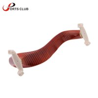 Wholesale High Quality Violin Shoulder Rest Maple Wood Fit Fiddle Violin with Cleaning Cloth Violin Parts amp Accessories