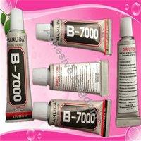 Wholesale 200Pcs ML B7000 Glue For Cell Phone Adhesive Epoxy Resin Diy Crystals Rhinestones