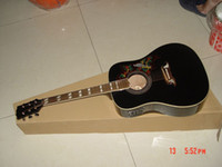 Wholesale New China Guitar factory GB dove acoustic electric With Fishman
