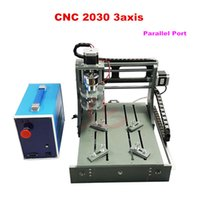Wholesale CNC ROUTER parallel port axis Engraving Drilling and Milling Machine