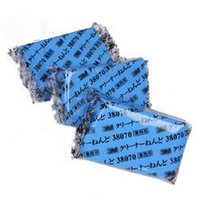 Cheap 50pcs lot Factory wholesale price for Magic Blue 3M Clay Bar for Auto Detailing Cleaner & Car Washer DHL free shipping