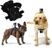 Wholesale Dog Harness Chest Strap Belt Mount With Screw for GoPro Hero for Go pro accessories