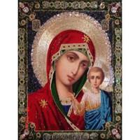 arts icon - 2016 diy D cross stitch Sam diamond painting Full diamond kits religious icons mosaics embroidery Arts and Crafts