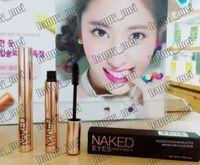 naked eye - Factory Direct DHL New Makeup Eyes Naked Hers B2uty Audacious Mascara Black g