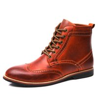 b designs pattern - winter to keep warm and velvet Martin boots boots tide bullock carve patterns or designs on woodwork leather leisure trend in Bri