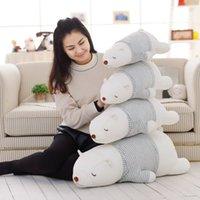 bear hug pillow - 2016 new arriving Polar bear plush toys pillow doll girl doll panda dolls teddy bear hug bear a birthday present