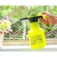 Wholesale Freeshipping hot Adjustable watering can pressure sprayer spray bottle water bottle garden watering can l