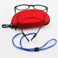 Wholesale 4Pcs Sunglasses Neck Cord Strap Eyeglass Glasses String Lanyard Holder Fixed Glasses Hanging Rope