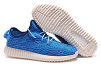 Cheap Adidas Original 2016 Yeezy 350 Yeezy350 Mens Shoes Boost Classic Shoes Low Kanye West Athletic Boots Ankle Boots Low cut Shoes Sport Running