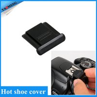 Wholesale Hot shoe cover protective cover SLR Digital Camera Accessories for Canon Nikon Pentax Olympus BS Universal