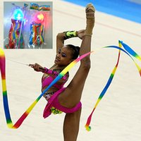 Wholesale The Most Popular Sports Toys Ribbon Gymnastics Dance Dancer Outdoor Games Toys Low Price Selling For People