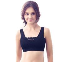 best no wire bra - Best Deal Women Comfortable Lace No Wire Rims Sleep Bra Underwear Prevent Exposed