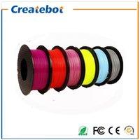 Wholesale 3d Pen d Printer PLA Filament mm mm Color roll kg d Printer Filament for Createbot MakerBot RepRapUP Mende